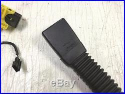 00 01 02 03 04 05 06 BMW X5 FRONT RIGHT & LEFT SEAT BELT BUCKLE TENSIONER OEM
