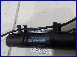 01-06 Bmw M3 E46 Seat Belt Buckle End Front Left Oem 3 Series 2457