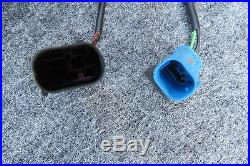 02-08 mini cooper s R53 R50 R52 front left n right seat belt buckle set