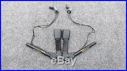 02-08 mini cooper s R53 R50 R52 front seat belt buckle left n right