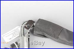 03-06 Mercedes W220 S500 S55 AMG Front Right Seat Belt Buckle Seatbelt Black OEM