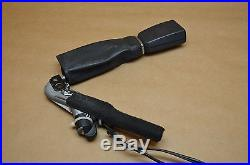 03-06 W220 MB S430 S500 S55 S600 Front Left Driver Side Seat Belt Buckle Black 2