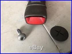 03-09 Chevy Express Gmc Savana Lf Driver Seat Belt Buckle Latch Receiver