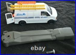 03-10 Chevy Express Gmc Savana Rf Passenger Seat Belt Buckle Latch Receiver