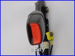 03 14 Chevy Express GMC Savana Seat Belt Buckle Front RH Passenger Side OEM