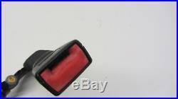 04-10 Bmw E60 E61 5 Series Right Front Passenger Seat Belt Buckle Receiver