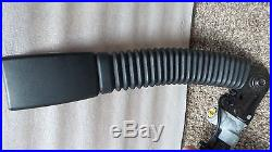 05-07 Bmw M5 E60 Set Of Seat Belt Buckle Ends & Tensioners Oem 5 Series 3575