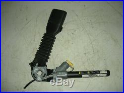 05-10 Jeep Cherokee Commander Passenger Right Seat Belt Buckle Receiver Slate