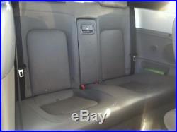 05-10 Volkswagen Beetle Drivers side Seat Belt Buckle Black