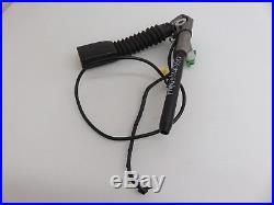 05 11 Mercedes R171 Slk350 Slk280 Front Right Passenger Seat Belt Buckle Oem