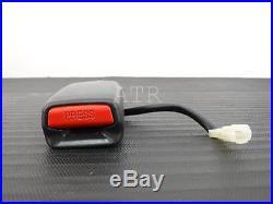 06-08 Suzuki Grand Vitara Driver Seat Belt Buckle OEM 84902-66843-BHE