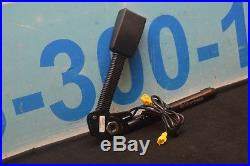 06-09 W211 W219 MB E350 E550 Cls550 Cls500 Front Left Driver Seat Belt Buckle