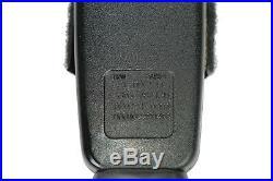 06-11 BMW E90 E91 E92 328i 335i Front Left Driver Seat Belt Buckle 9119541 OEM