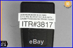 06-12 Mercedes X164 GL450 R350 ML350 Front Right Passenger Seat Belt Buckle OEM