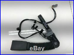 06-13 Mini Cooper Front Left Driver Seat Belt Buckle Oem 7211591