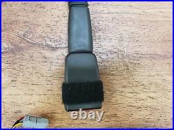 06-13 OEM BMW E82 E88 E90 E92 Front Left Driver Seat Belt Buckle Tensioner