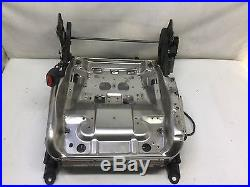 07 08 NISSAN MAXIMA FRONT LEFT SEAT TRACK FRAME With MOTOR & MODULE OEM R