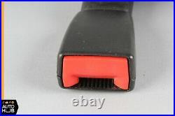 07-13 Mercedes W221 S550 CL550 Front Right Passenger Seat Belt Buckle Black OEM