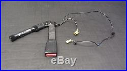 09-11 Mercedes W219 CLS550 CLS63 SEAT BELT BUCKLE PRETENSIONER RIGHT PASS 1016