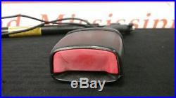 11 Chevy Corvette Front Left Driver Seat Belt Buckle Black