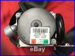 12-16 PORSCHE 911 Front Seat-Belt & Buckle Retractor Left 99180303303A23 USED