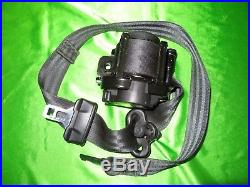 12 18 FIAT 500 Hatchback Left Front Seat Belt Buckle 1RU73JXWAH N10-58/P11-4