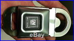 (12) Nos Gm Seat Belt Buckle Small Size With Tounge