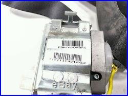 13 Jeep Wrangler JK Front Left Seat Belt Buckle Retractor Assembly P5KC67DX9AG