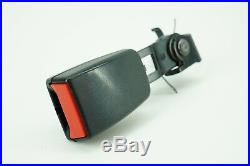 #162 Mercedes W164 06-11 Rear Left Driver Seat Belt Seatbelt Buckle 1648601569