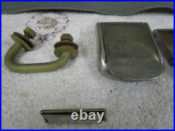1956 Ford NOS & Used Seat Belt Buckles Brackets & Straps BN-7061208-A