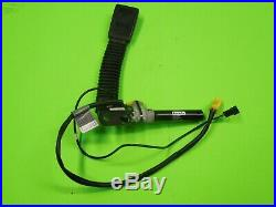 1997 BMW Z3 RIGHT PASSENGER Front Seat Belt Buckle Retractor USED 96 97 98 99