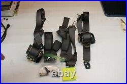 1998.5-2001 OEM Dodge Ram Rear Seat Belt & Buckle Set