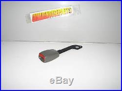 2000-2002 Tahoe Yukon Middle Seat Gray Seat Belt Buckle (single) New 88955912