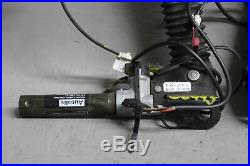 2000 Bmw Z3 E36 Lower Seat Belt Buckle Tensioner Receiver Coupe Sedan Covertible