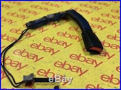 2001-2002 Bmw Z3 (e36) Left Front Driver Seatbelt Seat Belt Buckle Receiver
