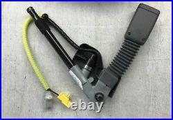 2001-2005 Honda Civic 4 Door OEM Front Driver Seat Belt Buckle 04816-S5D-A02ZC