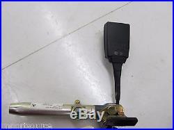 2001-2005 MERCEDES C240 W203 OEM REAR SEAT BELT BUCKLE
