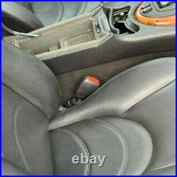 2002 2003 2004 2005 2006 Jaguar Xk8 Xkr Black Passenger Seat Belt Buckle