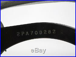 2003 2006 Escalade Tahoe Yukon 2nd Second Row Seat Belt Buckle Light Gray OEM