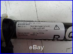 2003 2006 MERCEDES S430 S500 FRONT RIGHT PASSENGER SIDE SEAT BELT BUCKLE OEM