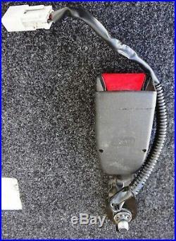 2003-2008 Honda Pilot OEM Front Left LH Seat Belt Buckle BLACK