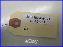 2004-2005 BMW 645CI E63 OEM LEFT FRONT SEAT BELT BUCKLE RECEIVER TENSIONER