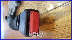 2004,2005 Bmw X3 Seat Belt Buckle With Tensioner Left Side