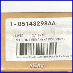 2004-2008 Chrysler Crossfire Seat Belt Buckle Half Oem Mopar Genuine 5143298aa