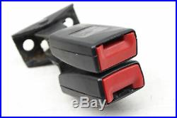 2004-2010 Vw Touareg 7l Rear Left Seat Belt Double Buckle / Receiver