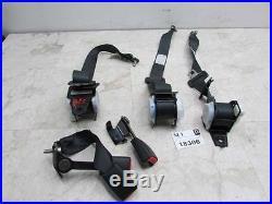 2006 07 08 2009 2010 M35 M45 Rear Back Seat Belt Buckle Left Right Center Belts