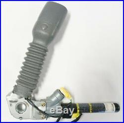2006-2010 Jeep Commander Seat Belt Buckle Front Left OEM Gray