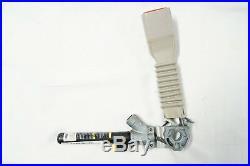 2006-2010 Jeep Commander Seat Belt Buckle Front Left OEM Tan/Cream