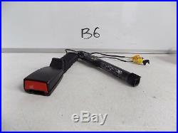 2006-2012 Mercedes-Benz X164 GL550 Front Right Seat Belt Buckle OEM 2518600469