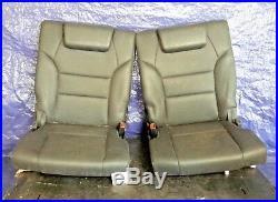 2007-2009 Acura MDX Third Row Seat Leather Black OEM